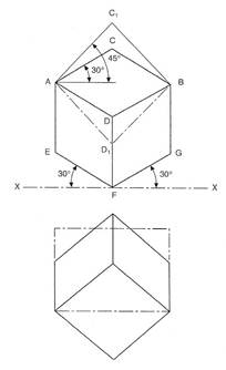 Basic technical mechanical drawing notes and tutorial
