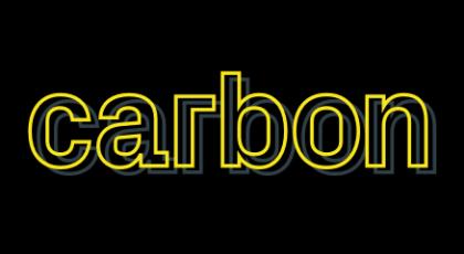 Carbon herramienta online de código