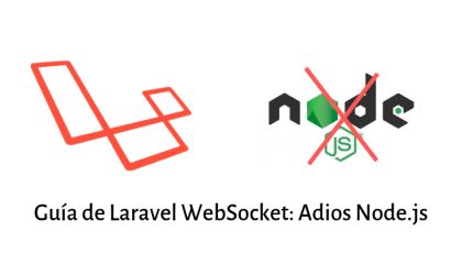 Laravel WebSocket: Utiliza websockets con PHP