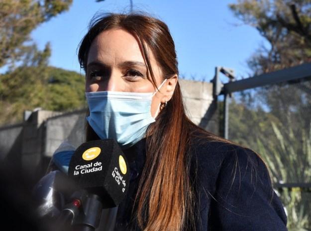 María Eugenia Vidal oficializó su precandidatura a diputada por la Ciudad  de Buenos Aires - La Razon de Chivilcoy