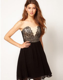 robe little mistress asos