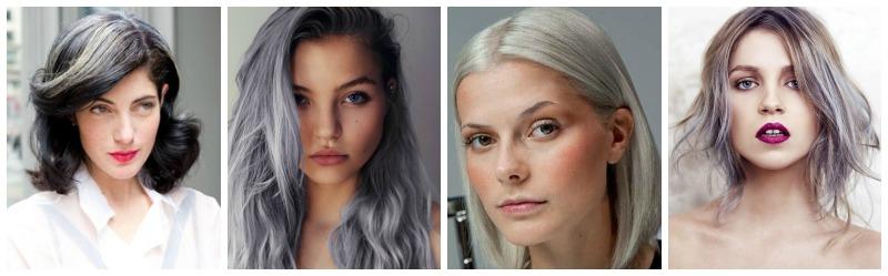 Comment avoir les cheveux gris clair