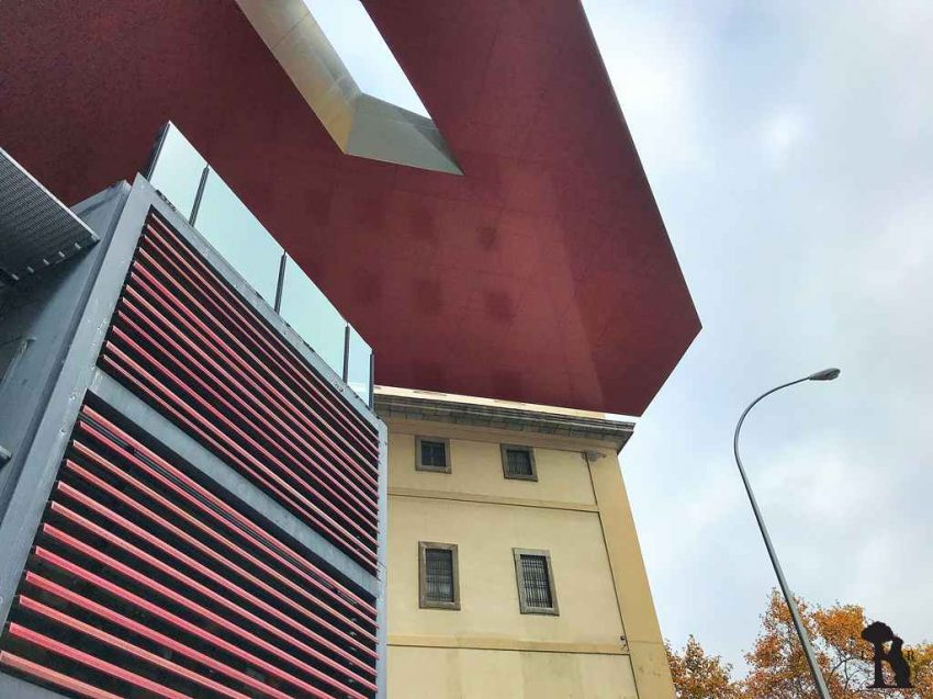 Museo Reina Sofía Madrid 01