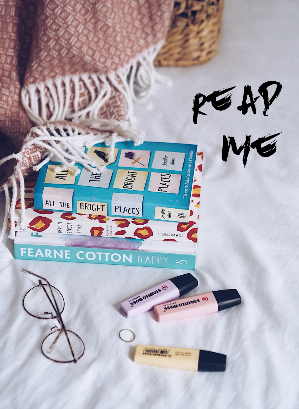 Fearne Cotton Happy book