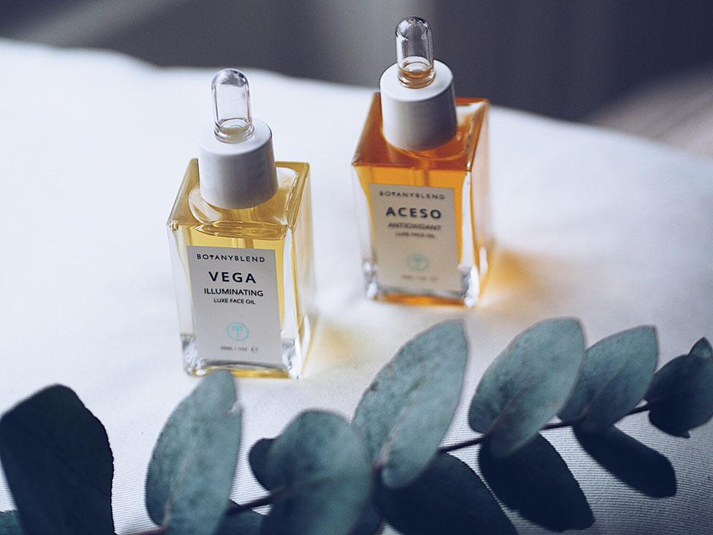 Botanyblend review plant-based facial oil