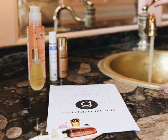 Gorgeous Shop x Lareese Craig beauty edit beauty blogger