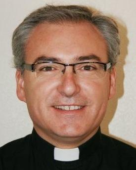 Rector del Seminario Mayor de San Fulgencio y menor de San José de la Diócesis de Cartagena, Sebastián Chico
