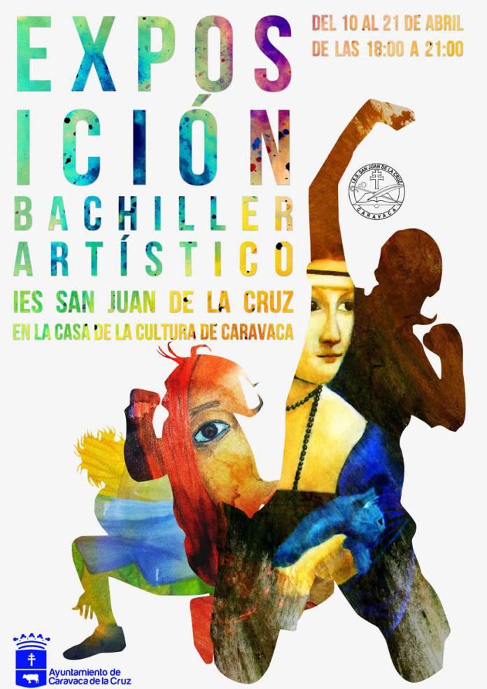 Exposiciones Bachillerato Artístico Caravaca de la Cruz2013