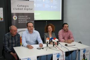 Presentación de la Asociación de Empresarios y Autónomos de Cehegín