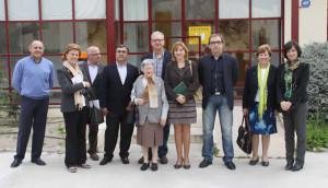 Visita Comisión Especial Discapacidad a Caravaca