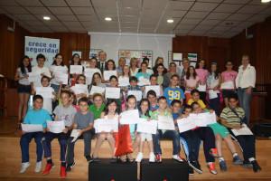 Entrega premios Moratalla Campaña Crece en Seguridad