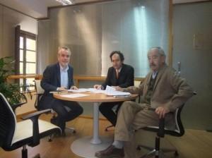 El Archivo General recibe los fondos documentales del poeta y escritor Alfonso Carreño