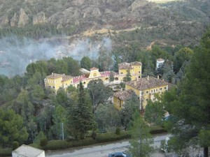 Edificaciones Pantano del Cenajo, Moratalla