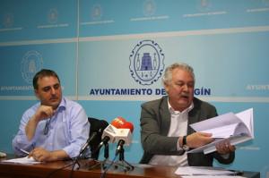 José Soria y Francisco Abril