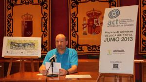 Rafa de Cáceres presenta actividades medioambientales para junio