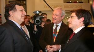 Valcarcel agradece al BEI el préstamo para la reconstrucción de Lorca