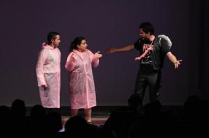 Taller de teatro en Cehegín 'enparejados'