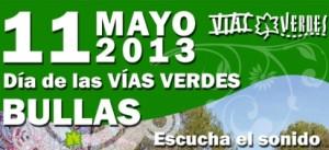 Cartel  Día de las Vías Verdes