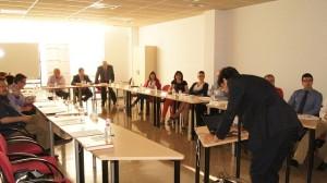 Empresarios de Caravaca se reúnen entorno a la gestión del absentismo laboral