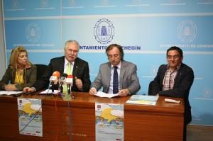 Presentación curso Universidad del Mar en Cehegín