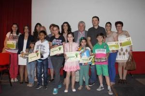 Premios Concurso Escolar Medio Ambiente M iEntorno