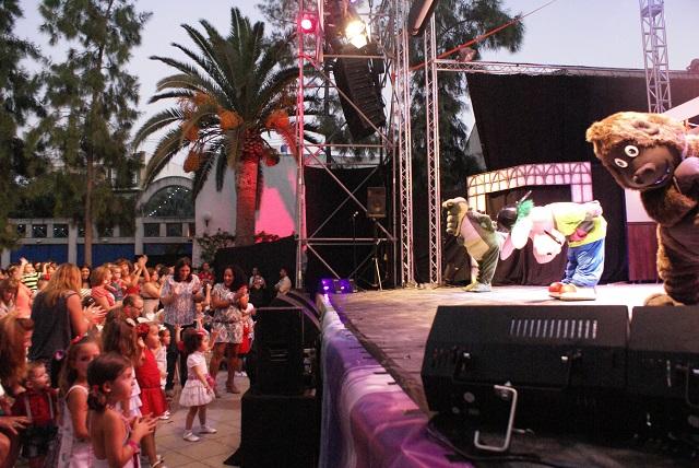 Fiesta infantil Calasparra