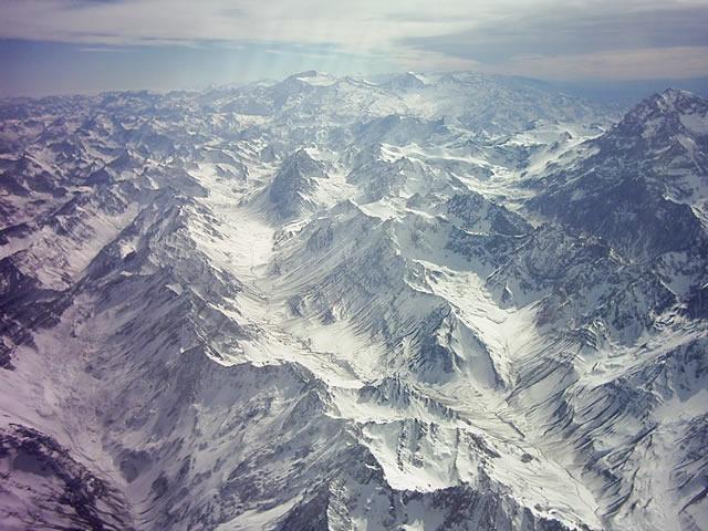 ::FOTO ARCHIVO:: Cordillera de los Andes