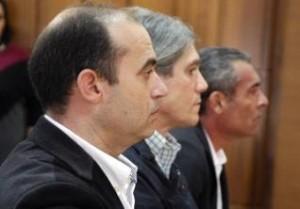 Peñalver, Valverde y Antonio Martínez.