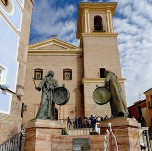 Foto de archivo :::Iglesia de San Miguel de Mula:::