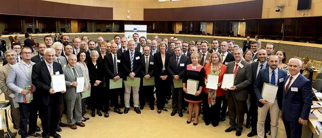 Foto de todos los alcaldes