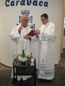 D.Pedro Ballester y D. Diego Martínez