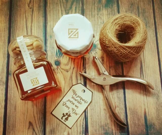 Miel para bodas de Zeremony