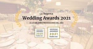 La Regenta, ganadora Wedding Awards 2021 Bodas.net