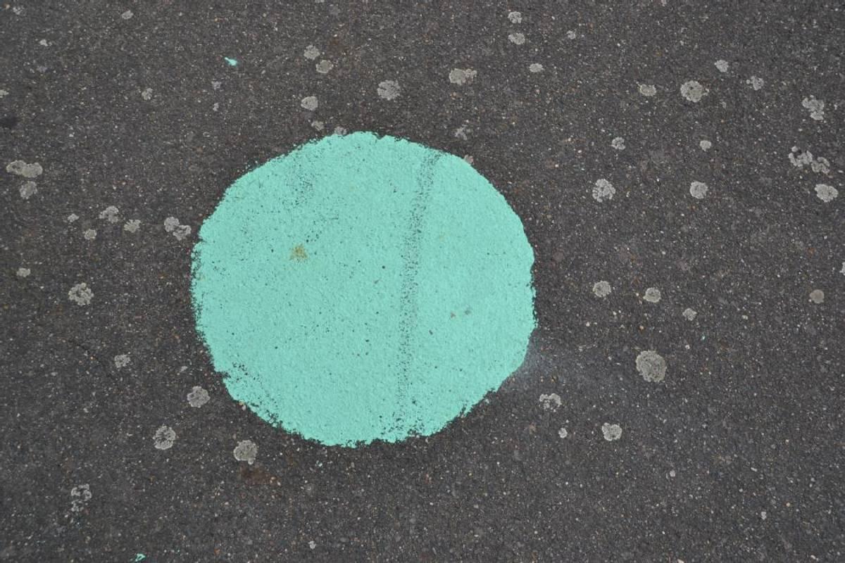 que signifient ces ronds verts qui sont