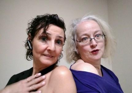 Maryline Girard-Gauthier & Francine Moisan