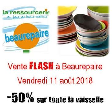 Vente Flash à Beaurepaire