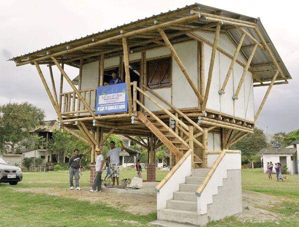 Casas prefabricadas economicas hogar de cristo  Imagui