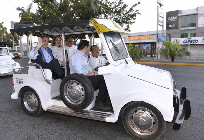 Resultado de imagen para transporte publico mazatlan