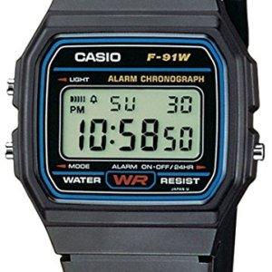 Reloj Digital Casio para Hombre F-91W-1XY