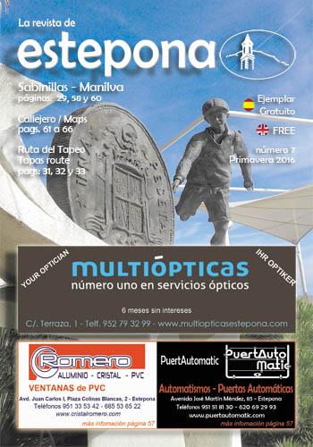 La Revista de Estepona Portada número 7