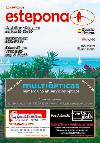 La Revista de Estepona Portada número 8