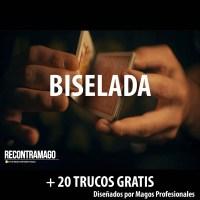 Baraja BISELADA STRIPPER con Instrucciones y 20 Juegos de Magia