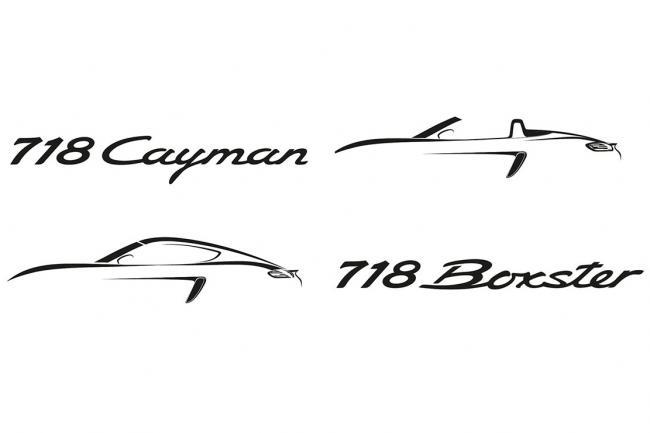 Porsche > Les porsche boxster et cayman porteront le