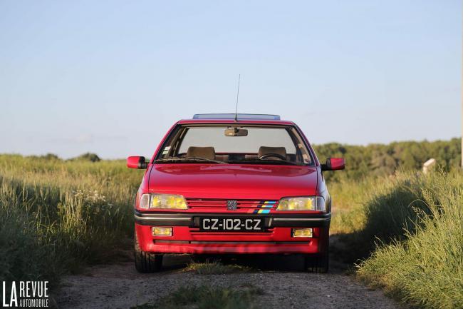 Wiring Peugeot 405