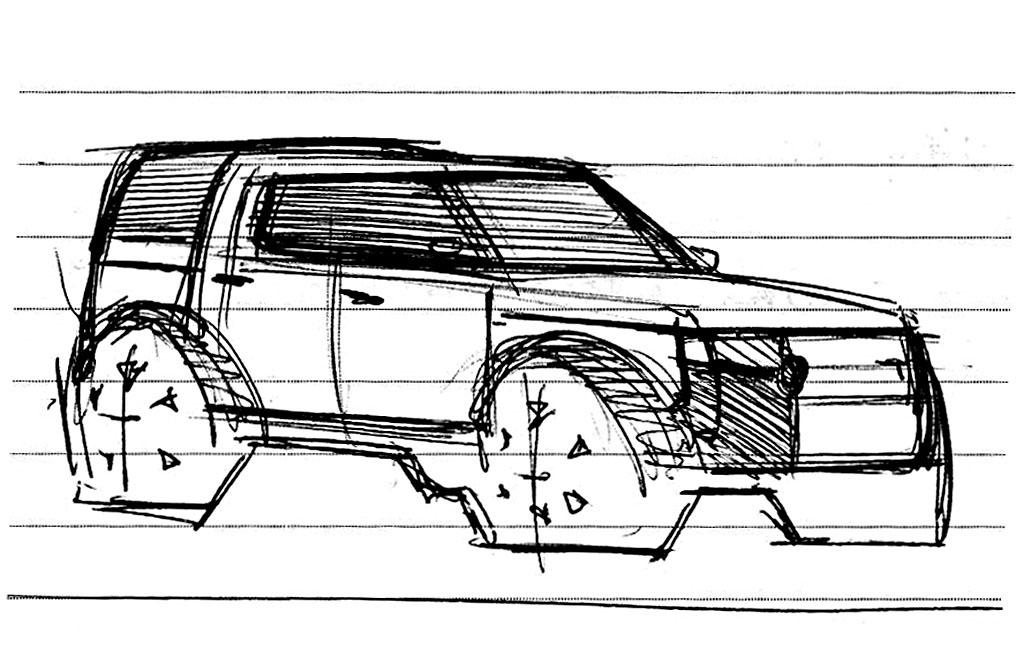 Photo Land-Rover Discovery-II Interieur / Exterieur année