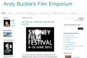Brutally Blunt Blog Blustering #50: Andy Buckle's Film Emporium