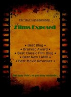 2011 LAMMY FYC Posters – Films Exposed and Kano's Lay-Z-Boy Theater