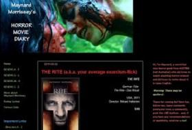 LAMB #953 – Maynard Morrissey's Horror Movie Diary