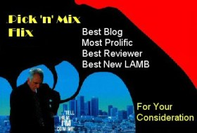 2011 LAMMY FYC Posters – Pick 'n' Mix Flix and Go, See, Talk
