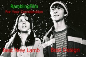 2011 LAMMY FYC Posters – Rambling Film and [Film] Girl Interrupted